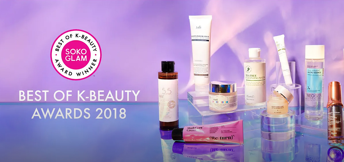 Best of k-beauty awards